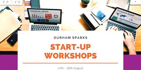 SPARKS Start-up   tickets