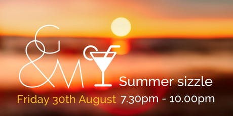 Celebrate the summer with Gatsby & Miller tickets