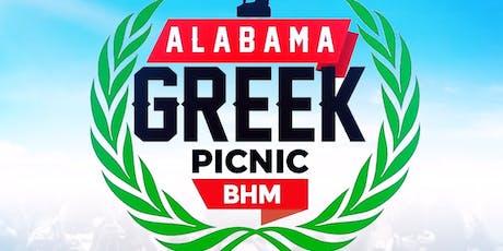 Alabama Greek Picnic Weekend 2019 tickets
