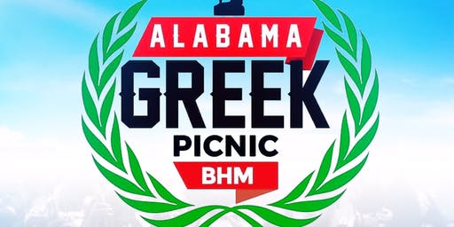 Alabama Greek Picnic Weekend 2019