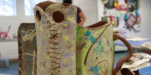 Ceramic Masterclass with Taz Pollard