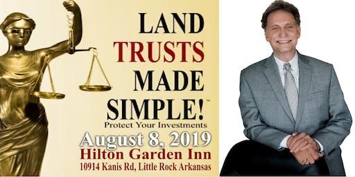 Land Trust Made Simple - Randy Hughes (Mr. Land Trust)