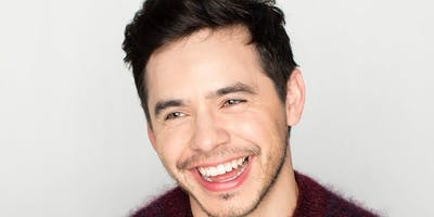 David Archuleta in Copenhagen