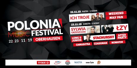 Polonia Music Festival - Oberhausen 2019 Tickets