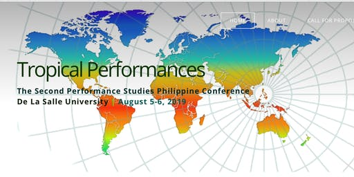 Pagtitipon 2: Tropical Performances Conference