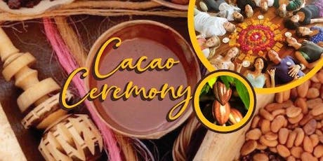 Cacao Ceremony at Canvass tickets