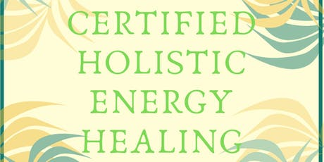Energy Healing In America (Module 1) tickets