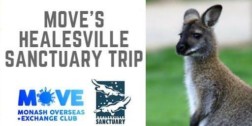 Healesville Trip