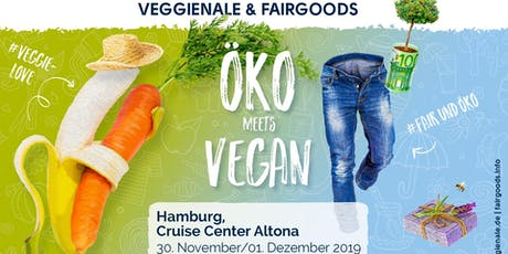 VEGGIENALE & FAIRGOODS Hamburg 2019 tickets