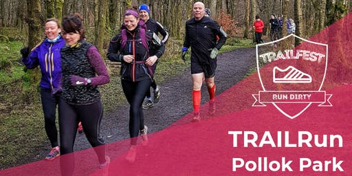 TRAILRun Pollok Park 5km & 10km