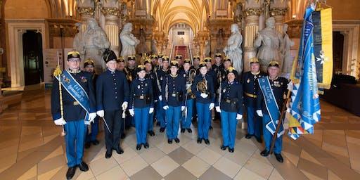 Galakonzert des Deutschmeister Regiments im HGM