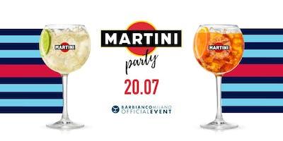 MARTINI presenta SUNSHINE IN THE PARK | INGRESSO GRATUITO
