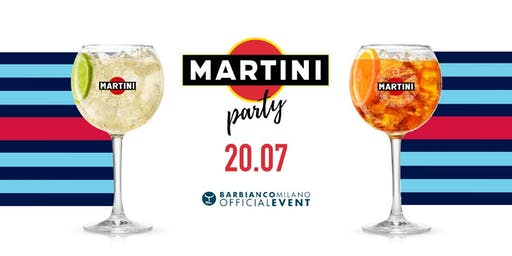 MARTINI presenta SUNSHINE IN THE PARK | INGRESSO GRATUITO