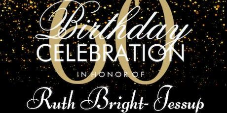Ruth's 60th Birthday Celebration tickets