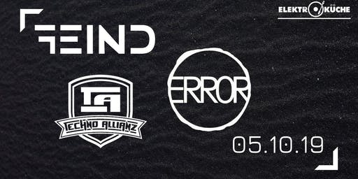 Techno Allianz / Error / Feind
