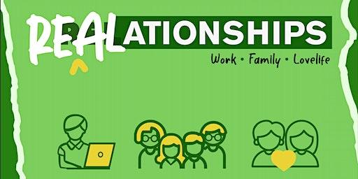 REALationships Seminar (Feb 1, Saturday HALF-DAY, Makati)