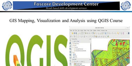 GIS Mapping, Visualization and Analysis using QGIS Course tickets