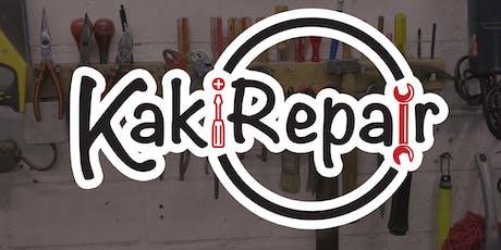KakiRepair @ Me.reka Makerspace by KakiDIY tickets