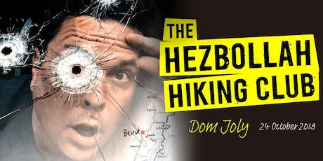 Dom Joly: The Hezbollah Hiking Club  tickets