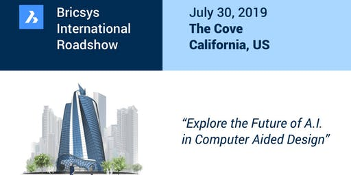 The Bricsys International Roadshow @ The Cove