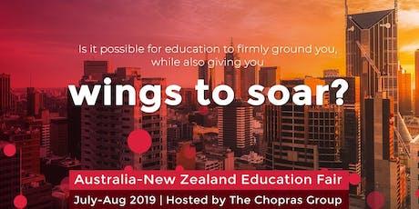 Australia & New Zealand Global Ed Fair 2019 in Kolkata tickets