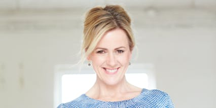 Lunchtime talk with novelist Jojo Moyes