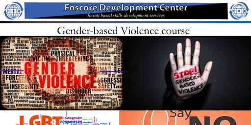 Gender-based Violence course