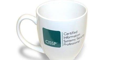 Charlottesville, VA | CISSP Certification Training, includes Exam tickets