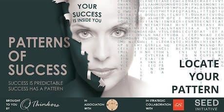 Patterns of Success - Interactive Talk tickets