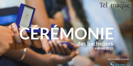 Cérémonie des bacheliers - Édition 2019 billets