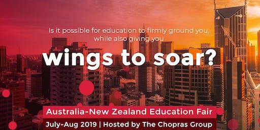 Australia & New Zealand Global Ed Fair 2019 in Hyderabad