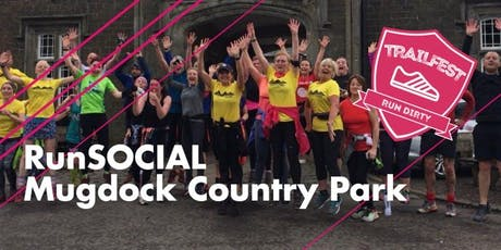 RunSOCIAL Mugdock Country Park 5km & 10km tickets