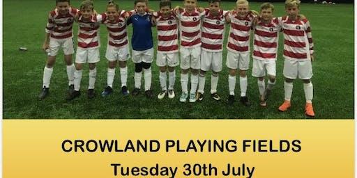 Crowland Football Fun Day