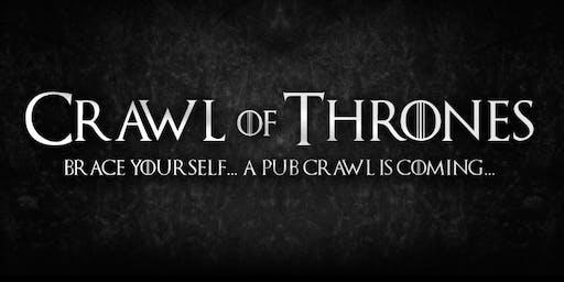 Game of Thrones Pub Crawl ~Boise