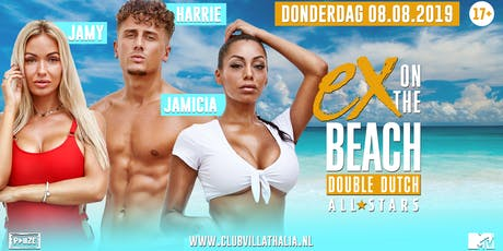 Pauze ►❘❘ MTV Ex on the Beach 08.08 tickets