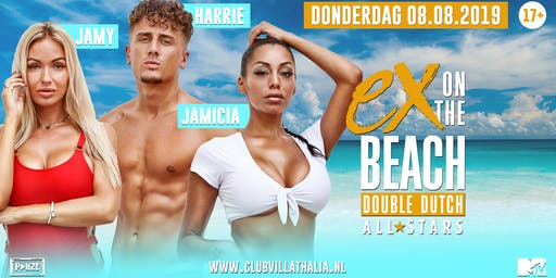 Pauze ►❘❘ MTV Ex on the Beach 08.08