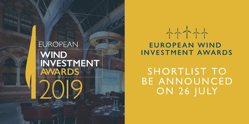 European Wind Investment Awards