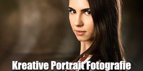 Fotokurs Magdeburg - Kreative Portrait Fotografie Tickets