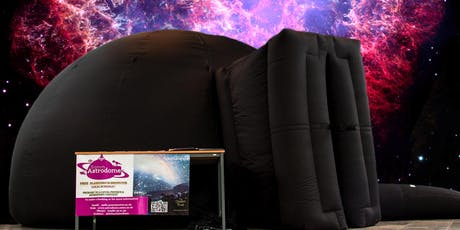 Summer of #SotonAstroArt Planetarium Launch @ Southampton Libraries tickets