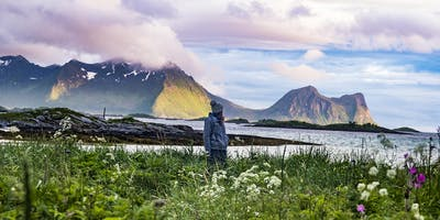 Kayaking & Trekking Above The Arctic Circle