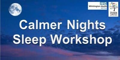 Calmer Nights Sleep Workshop @ The Factory Children's Centre