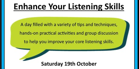 Enhance Your Listening Skills tickets