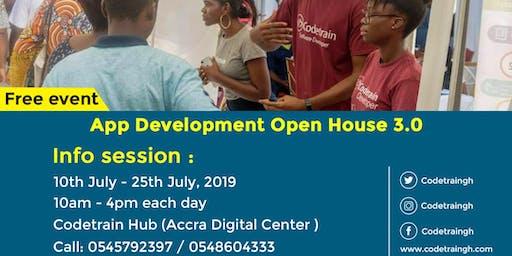 App Development Open House 3.0