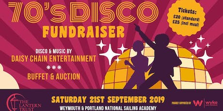 Lantern Trust 70's Disco Fundraiser tickets