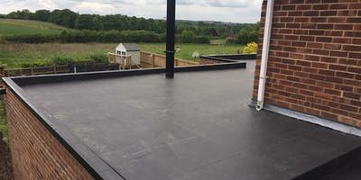 Flat Roof Permaroof EPDM training day at Burton Roofing Stockton