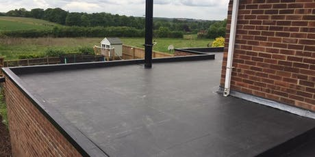 Flat Roof Permaroof EPDM training day at Burton Roofing Stockton tickets
