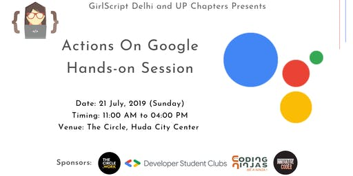 Actions On Google  Hands-on Session