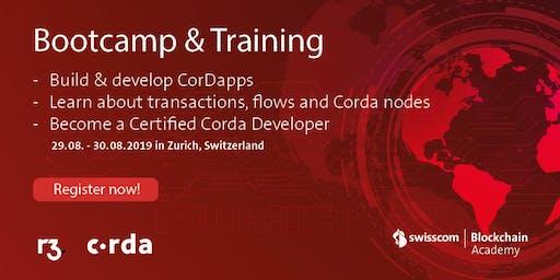 Corda Developer Training