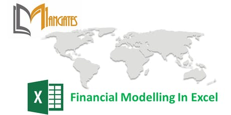Financial Modelling In Excel 2 Days Training in Boston, MA tickets