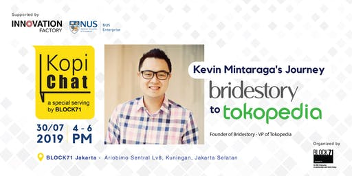 Kevin Mintaraga's Entrepreneurship Journey: Bridestory to Tokopedia